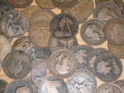 Forgotten coinage- one penny!