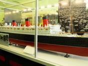 The Cunard funnels