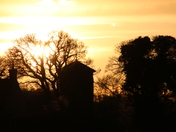 Tower Sunset