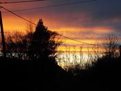 Sunset in Norfolk
