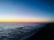 Lowestoft North Beach Sunrise