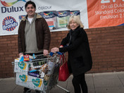 Weston Spiritualist church donates to the homeless and  families in need