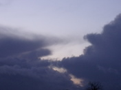 A face in the cloud