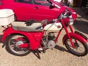 Francis Barnett Motor Bike