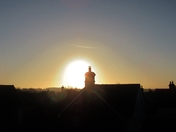 Super Sunrise today