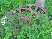 Rusty old Wheels!