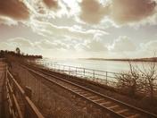 Exton to exmouth sunny walk