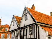 Architecture in Norfolk - Walsingham buildings
