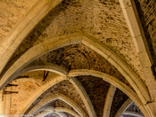 Architecture in Norfolk - Walsingham Abbey Crypt
