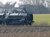 Oliver Cromwell visits Suffolk