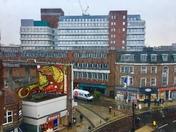 Norwich city buildings