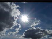 Sunshine And Cloud