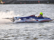 Power boat race