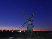 thurne at night