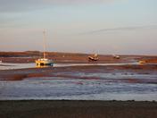 Brancaster Harbour - at rest
