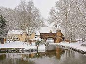Winter In Norwich
