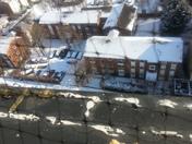 Under Sun and Snow- Near Wolffe Gardens- Carnarvon Road