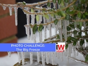 📸 PHOTO CHALLENGE: The Big Freeze