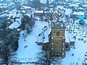 Snowy Somersham