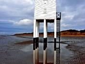 Burnhan Lighthouse.