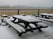 Exmouth in the snow