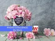 PHOTO CHALLENGE: My Mum