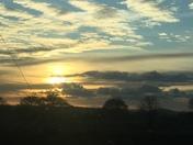SKY OVER WESTON