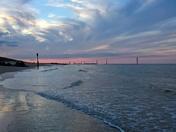 Sunset Silhouettes Waxham
