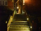 NIGHT TIME SCENES IN WOODBRIDGE