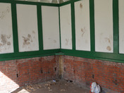 Refurbished shelter attacked by vandals