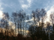 Moody Skies At Hempton