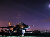 Night shoot at Norwich Aviation museum
