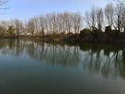 Waldringfield Parkens Reservoir