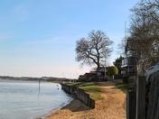 Waldringfield beach