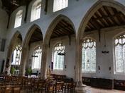 GEOMETRIC, Arches, South Creake Church