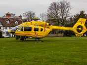 EAAA landed in Pulham Market on 24/03/18