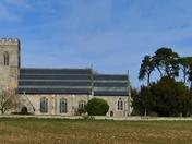 St Mary's Church, Gunthorpe