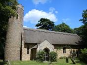 Norfolk Broads: Horsey Church