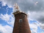 Norfol Broads: Horsey Mill