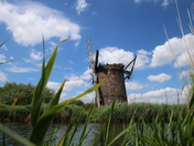 Norfolk Broads: Brograve Mill