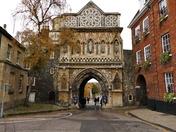Beautiful Stonework, Ethelbert Gate