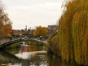 A Walk By The River At Norwich