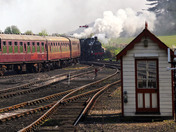 A day out on the North Norfolk Railway