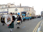 St.Georges Day Parade.