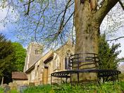 Martlesham Church