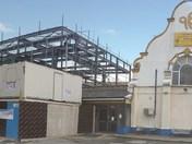 Redevelopment progress of Barking Sikh Temple - Gurdwara Barking