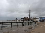 High tide at Wells