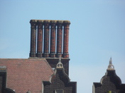 Chimney stripes
