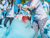 EACH Bubble Rush, Norwich, Saturday