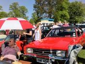 Ipswich to Felixstowe classic car run